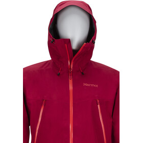 Marmot Knife Edge - Veste Homme - rouge